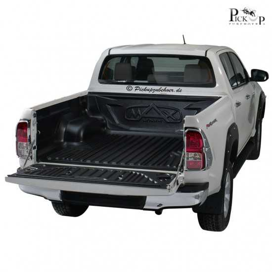 MAXLINER Cargo compartment tub for TOYOTA HILUX double cabin