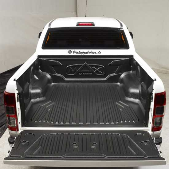 MAXLINER Cargo compartment tray for MERCEDES BENZ X-Class Pickup