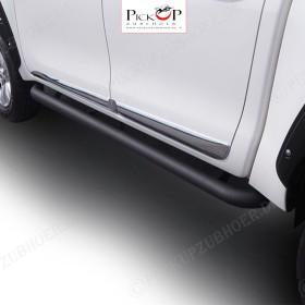 PRO Rock Rails  Einstiegsrohre für Ford Ranger, Toyota Hilux, Isuzu D-Max