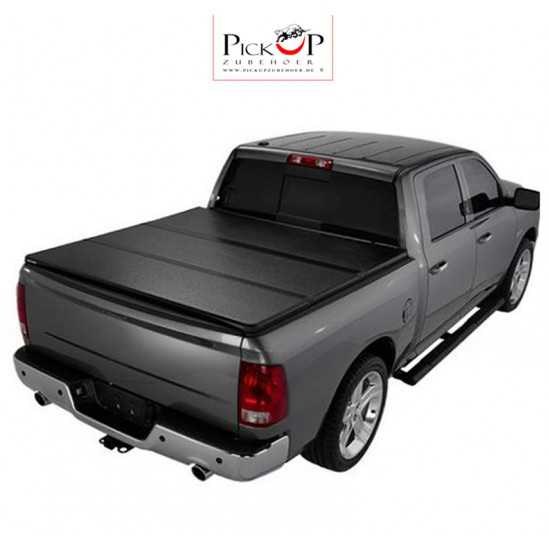 PROTECT Foldable Cargo Space Cover for Dodge Ram Crew Cab