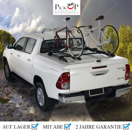 PRO COVER 180 für Toyota Hilux Revo Doppelkabine Pickup