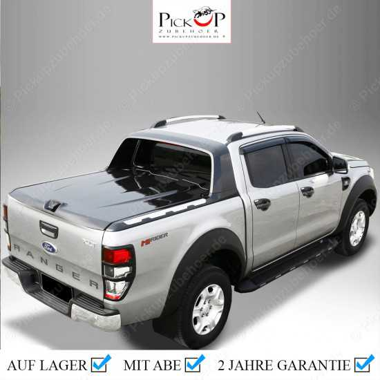PRO COVER Cargo Space Cover for Ford Ranger Wildtrak Pickup