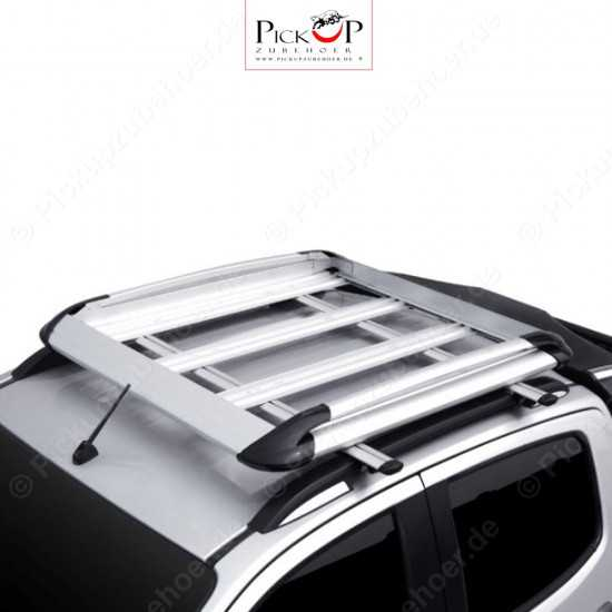 Aluminium roof basket Roof racks for pickups, hardtops and cargo space covers