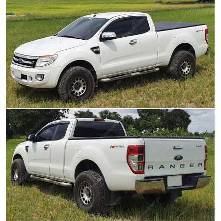 PROTECT faltbare Laderaumabdeckung für Ford Ranger Extrakabine